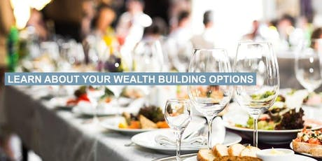 Wealth Building Options Event: October 29, 2019: Toronto, ON tickets