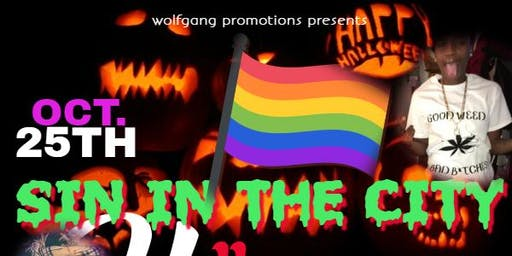 SIN IN THE CITY LGBT HALLOWEEN BASH
