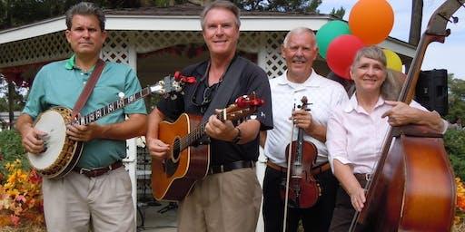 Sandy Back Porch Bluegrass 5 pm
