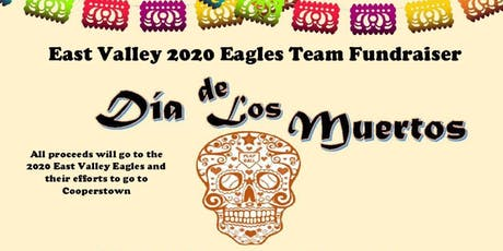 EV 2020 Eagles Dia de Los Muertos Fundraiser tickets