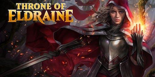 Magic : avant première le trône d'Eldraine