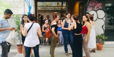 Circular Business Drinks Barcelona tickets