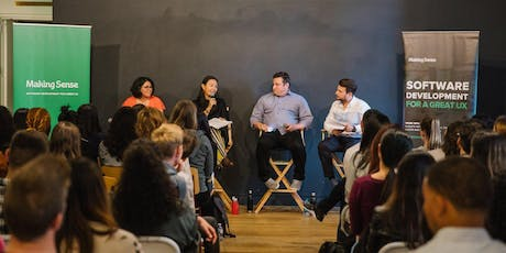 Intimate Sessions IV: Meet the Most Talented Leaders in the UX Field tickets