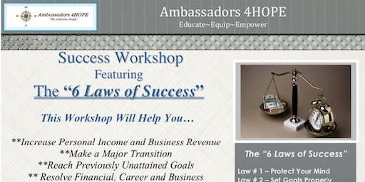 Success Workshop