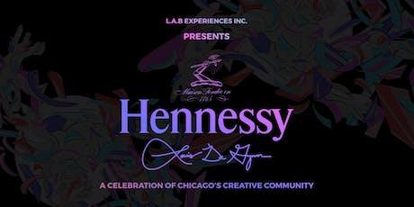 Louis De Guzman and Hennessy Celebrate Chicago's Creative Community tickets