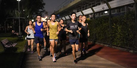 [RUN]Hong Kong lululemon Run Club - T.H.E. (Train Hard Everyday) tickets