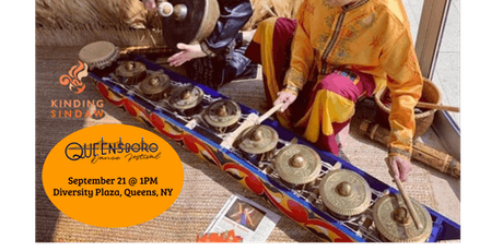 Kinding Sindaw + Queensboro Dance Festival tickets