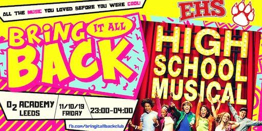 High School Musical Party! Leeds - O2 Academy