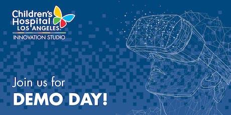 Children's Hospital Los Angeles Digital Health Lab DEMO DAY @ Google! tickets