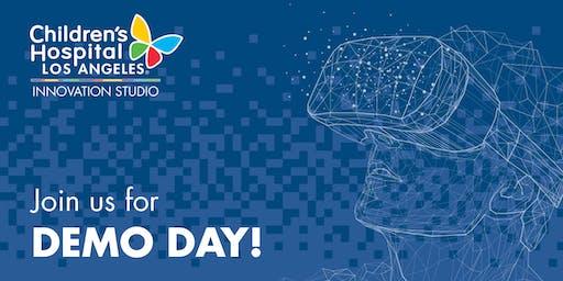 Children's Hospital Los Angeles Digital Health Lab DEMO DAY @ Google!