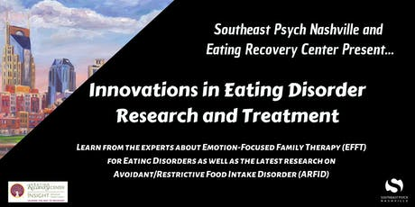 Innovations in Eating Disorder Research and Treatment tickets