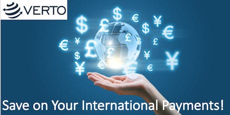 Save time & money on your international B2B payments! tickets