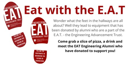 Eat with the EAT (Engineering Advancement Trust) tickets