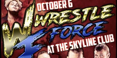 Wrestle Force tickets