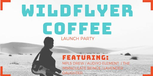 Wildflyer Coffee Launch Party