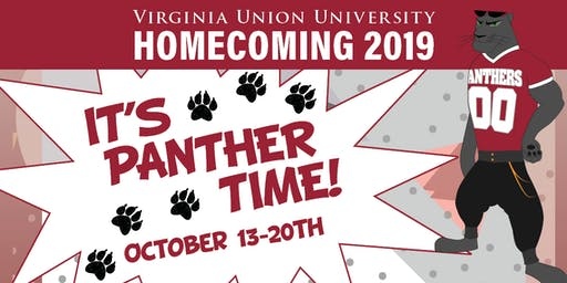 VUU Homecoming 2019 TAILGATE FOR NON-VENDOR