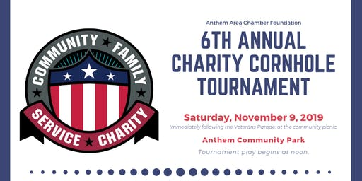 6th Annual Charity Cornhole Tournament