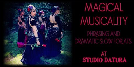 Magical Musicality: Phrasing and Dramatic Slow for ATS® tickets