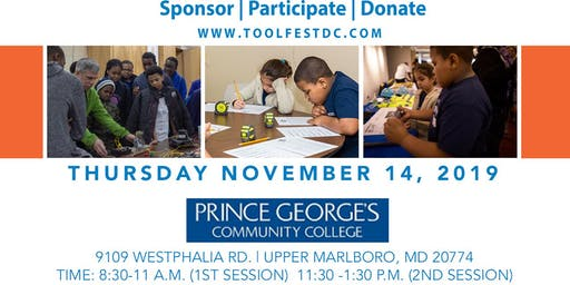 TOOLFEST- Prince George's County
