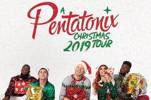 A Pentatonix Christmas Tour 2019