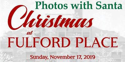 Christmas at Fulford Place - Photos with Santa Online Booking