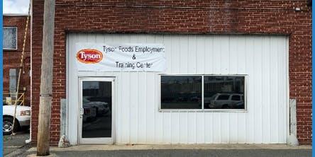 Tyson Job Fair