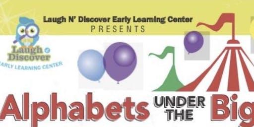 Super Saturday: Alphabets (Oct) & Professionalism 101 (Nov)