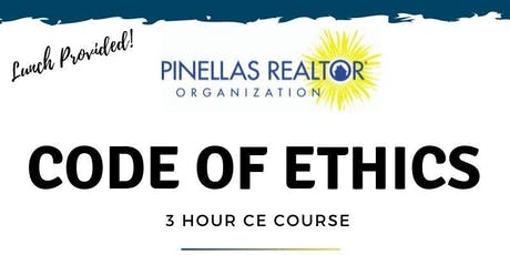 Code of Ethics tickets
