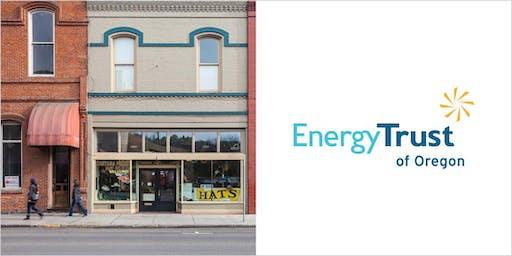 Wallowa Resources Pub Talk featuring Energy Trust of Oregon