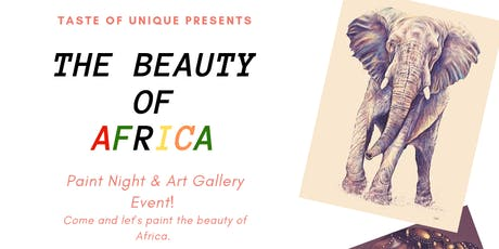 Beauty of Africa tickets