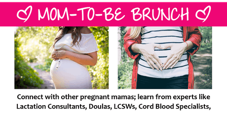 Mom-To-Be Brunch tickets