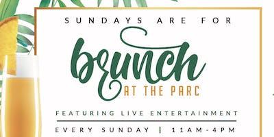 Brunch at the PARC...Garden Parc Atlanta