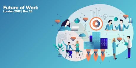 Future Of Work 2019 tickets