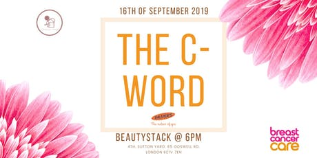 The C-Word tickets