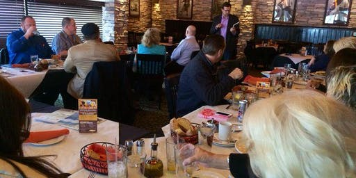 MREM in Clarkston. Realtors Learn the Lies about Social Media at Lunch