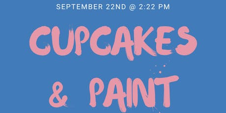 Cupcakes & Paint (At An Art Gallery) tickets