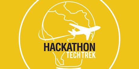 Hackathon Tech Trek entradas