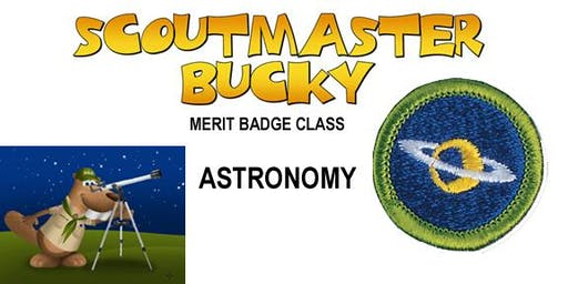 Astronomy Merit Badge - 2019-12-21 - Saturday AM - Scouts BSA