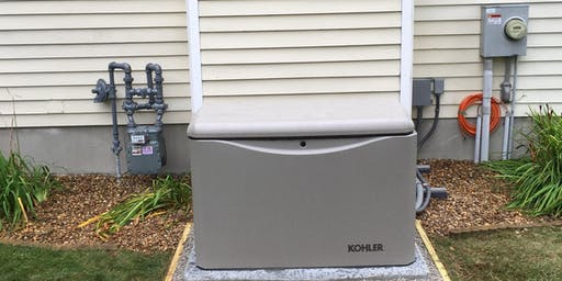 KOHLER Generator Display Event - RALCO Electric (REGISTRATION OPTIONAL)