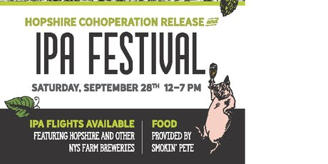 IPA Fest and coHOPeration release tickets