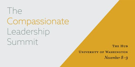The Compassionate Leadership Summit tickets