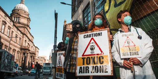 Greening Governance   Toxic Air:  The Challenge of Ozone Pollution
