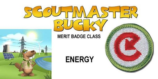 Energy Merit Badge - 2019-12-21 - Saturday AM - Scouts BSA