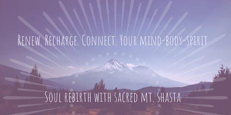 AyaRose Plant Spirit Healing Retreat Winter Solstice Mt Shasta Aya Ceremony tickets