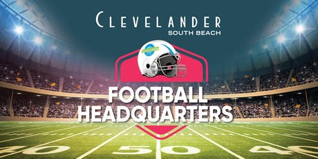 Football Headquarters tickets