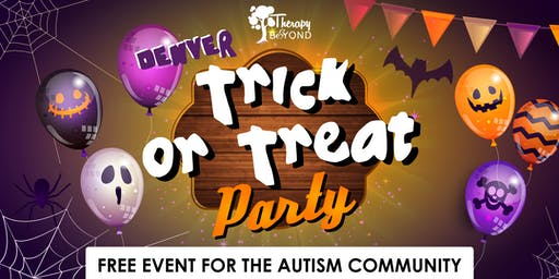 Denver Trick or Treat Party!