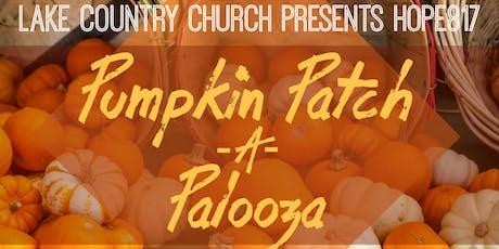 Hope 817 Pumpkin Patch Outreach tickets