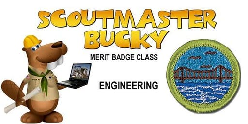 Engineering Merit Badge - 2019-12-21 - Saturday AM - Scouts BSA