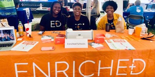 Enriched Schools: Little Rock Launch