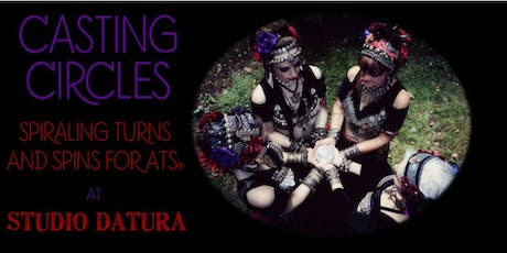 Casting Circles: Spiraling Turns and Spins for ATS® tickets